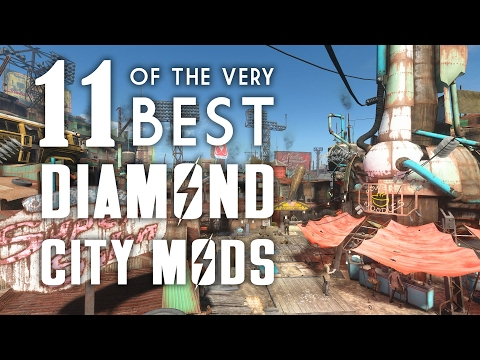 11 of the Best Diamond City Mods - New Areas to Explore