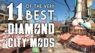 11 of the Best Diamond City Mods - New Areas to Explore