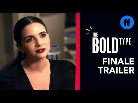 The Bold Type | Season 3 Finale Trailer | Can Jane Forgive Pinstripe?
