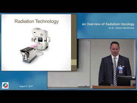 An Overview of Radiation Oncology