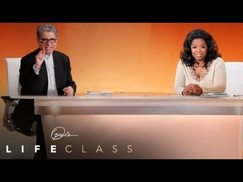 Oprah Helps You Move Past Negative Thoughts   Oprah's Life Class   Oprah Winfrey Network