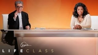 Oprah Helps You Move Past Negative Thoughts | Oprah's Life Class | Oprah Winfrey Network