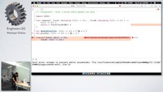 Functional programming with Swift - iOS Dev Scout
