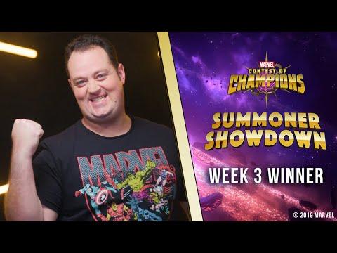 Marvel Contest of Champions: Summoner Showdown | Week 3 Winner