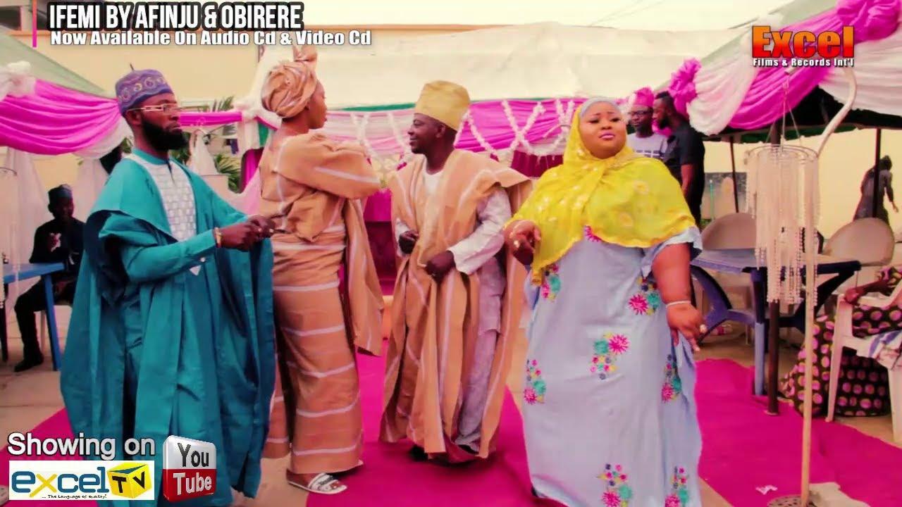 Download Ifemi (My Love) | Video Coming Soon | Watch Out Aminat Ajao Obirere and Waliyullahi Afinju Agbaye