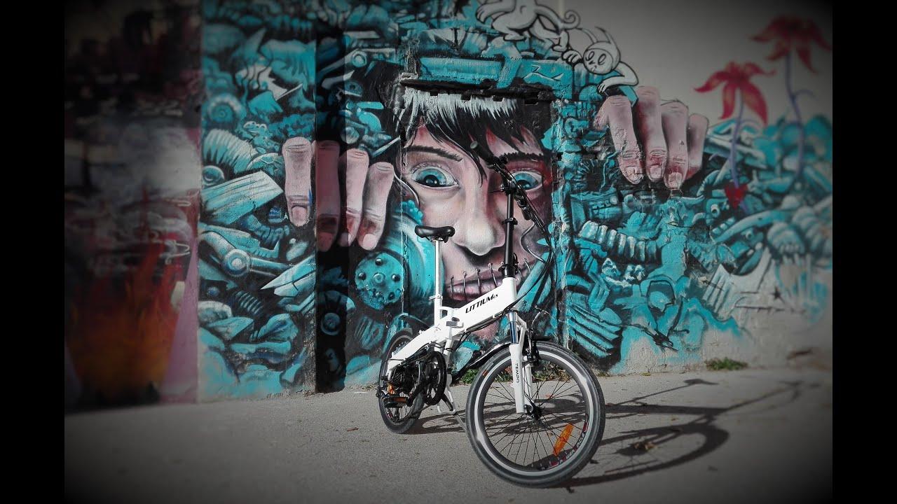 Viaje a la oficina en bicicleta el ctrica y transporte for Oficina transporte publico