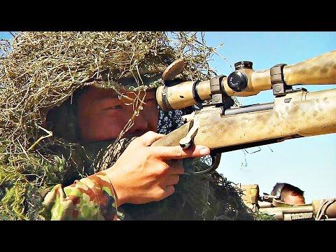 Japan Self-Defense Forces Sniper Rifle Range - M24 Sniper Weapon System
