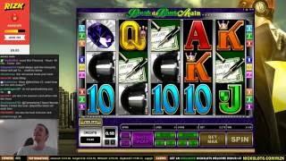 INSANE WIN on Break da Bank Again Slot - £2.70 Bet