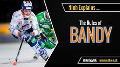 The Rules of Bandy - EXPLAINED!