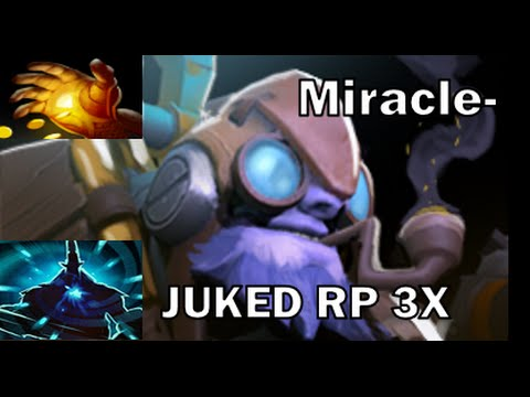 Miracle-  Juke Magnus RP 3 Times Like A Boss