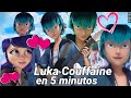 ¡LUKA COUFFAINE En 5 Minutos! | Marinette Se Enamoró? | Miraculous Ladybug
