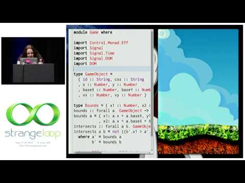 """""""PureScript (Maybe This Time We Get JavaScript Right)"""" by Bodil Stokke"""