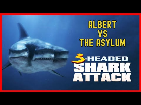 Albert vs. The Asylum: 3 Headed Shark Attack