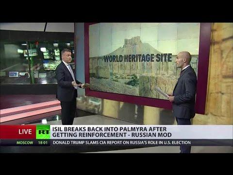 ISIS has Retaken Palmyra