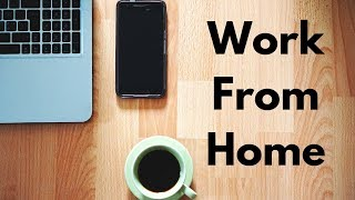 5 High Paying Work At Home Jobs