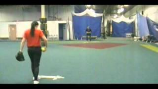 Taylor Hansen 2012 Softball Highlight Video