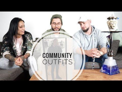 Wir bewerten eure Styles! | Community Outfits #2 | mit Jenni & René | Philipp Lüders