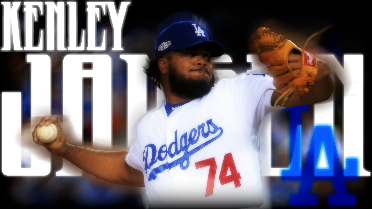 Kenley Jansen | 2016 L.A Dodgers Highlights ᴴᴰ