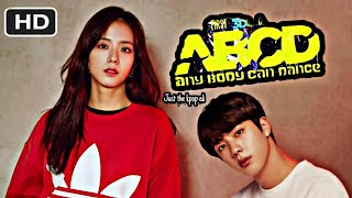ABCD(Any Body Can Dance) ft BTS and BLACKPINK | Hindi movie AU | Bollywood | Korean mix