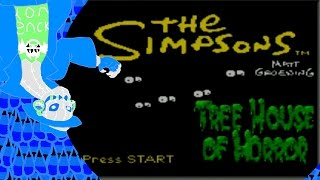 Grimokan - The Simpsons Night of the Living Treehouse of Horror (THE FULL STREAM)