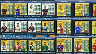 Dream league soccer all secret players & gold rare players 2017 |feat.messi,ronaldo,neymar,bale
