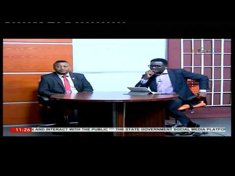 Lagos Television Interview