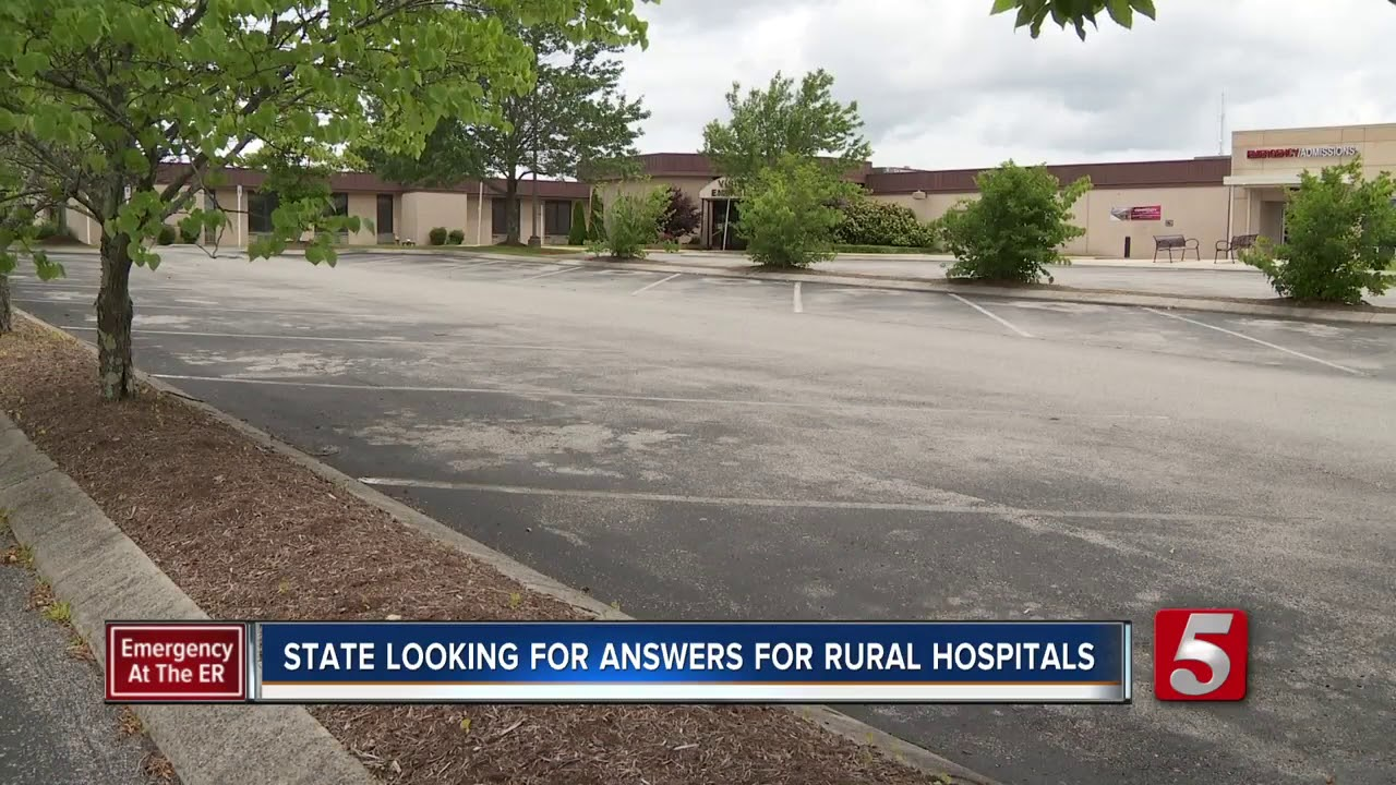 State looking for answers for rural hospitals