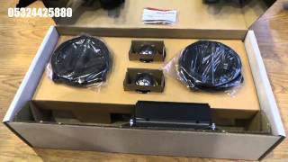 BMW Alpine Retrofit & Focal Subwoofer IFBMW-Sub Upgrade & installation CARAUDIOSOUL