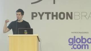 Porquê Mr Robot usa Python? - Nelson Frugeri