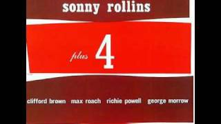 Pent-Up House / sonny rollins  plus4
