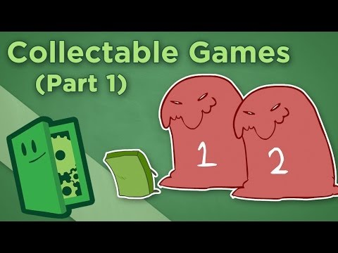Collectible Games - I: How Can We Make Good CCGs? - Extra Credits