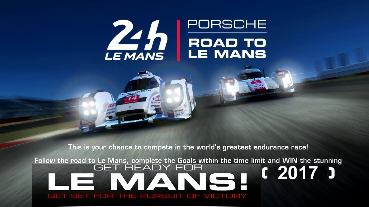 real racing 3 24 hours of le mans live stream gameplay youtube. Black Bedroom Furniture Sets. Home Design Ideas