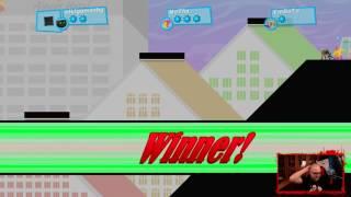 Speedrunners с Nikigames & EmBaTa #1