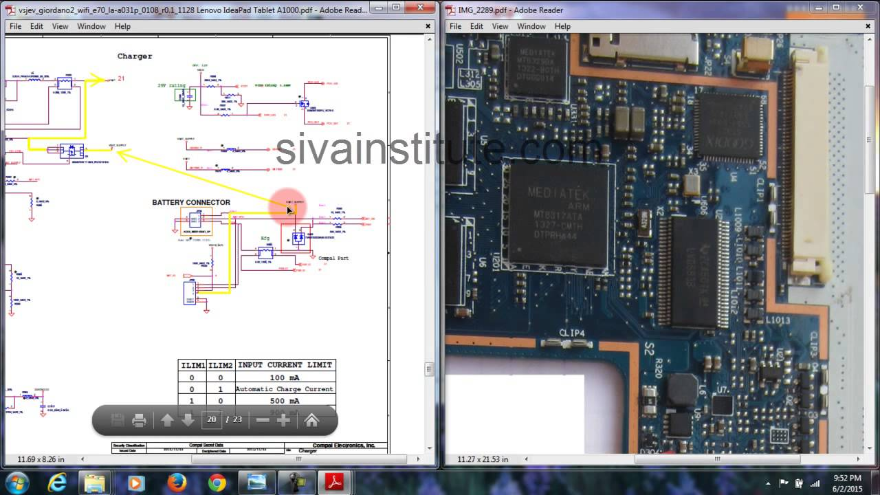 Make Circuit Diagram