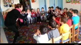 Okul Öncesi Orff Eğitimi - Bedensel Müzik & Ritim