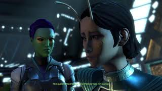 Guardians of the Galaxy Episode 3 | Part 2 | Alternative Walkthrough Gameplay 60FPS HD