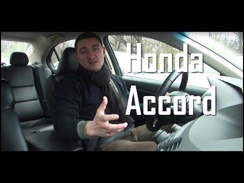 REVIEW - Honda Accord (www.buhnici.ro)