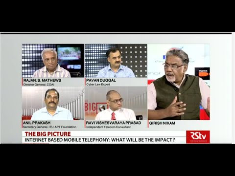 The Big Picture - Internet-based mobile telephony: What will be the impact?
