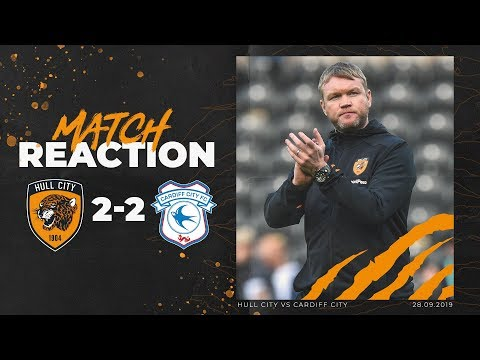Hull City 2-2 Cardiff City | Reaction | Sky Bet Championship