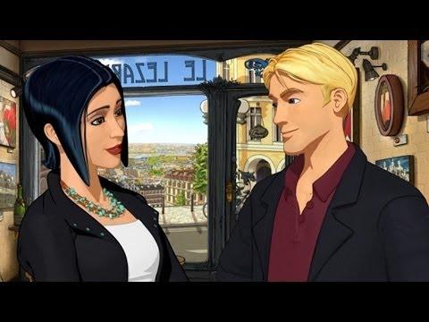 Baphomets Fluch: Der Sündenfall – Test / Review (Gameplay) zum Point & Click-Adventure
