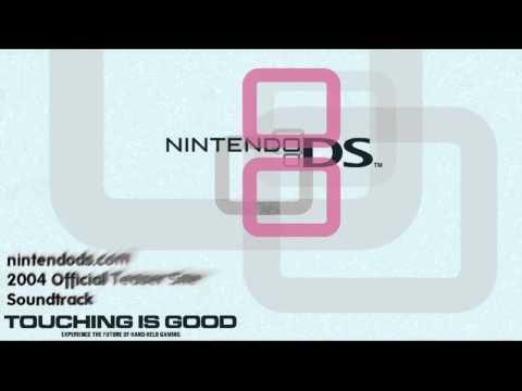 Official Nintendo DS Teaser Site Music circa 2004