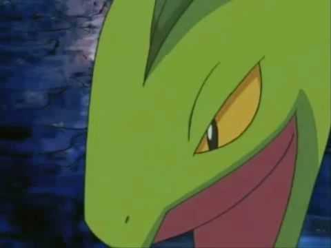 Pokemon Mystery Dungeon Sacrifice Grovyle Leaves Youtube