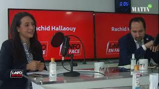 L'info en Face avec Pr. Bouchra Meddah et Mohamed Ben Ouda