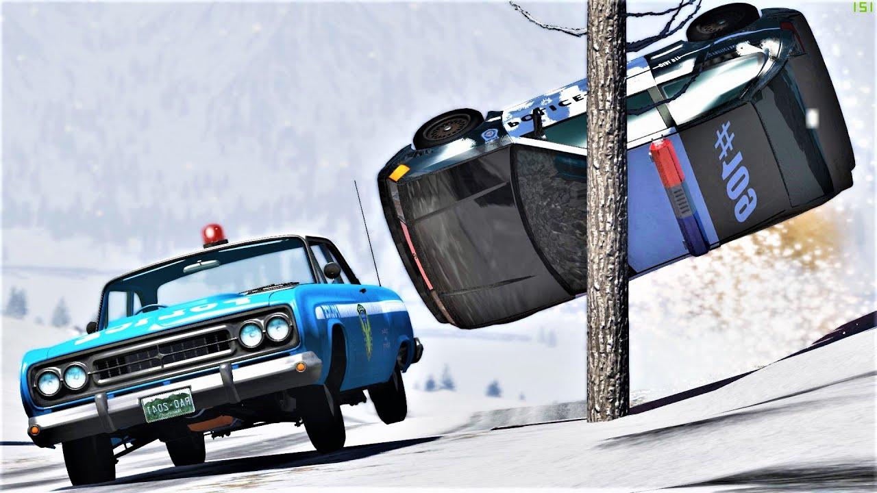 Will these Cars still Drive after Crashing? #85 - BeamNG Drive | CRASHdriven