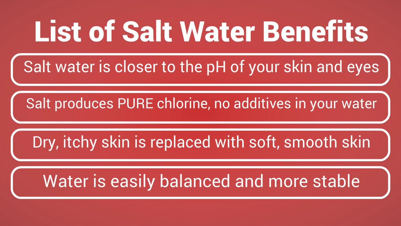 Salt or chlorine pool - The Benefits Of Convert Salt Water Pool Back To Chlorine