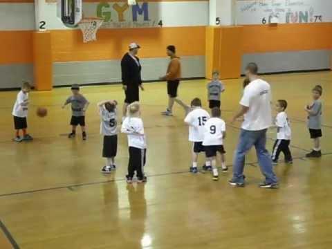 Pre K Basketball Youtube