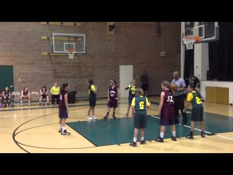 MVLS vs Las Vegas Day School March 14, 2013 4th Period