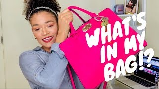 WHAT'S IN MY BAG!? | LOL TOO FUNNY !