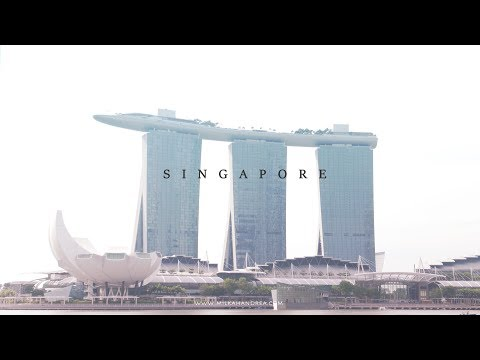 Singapore Cinematic Vlog 2018 | Milka Andrea