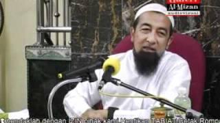Ustaz Azhar Idrus - Arak Dan Judi